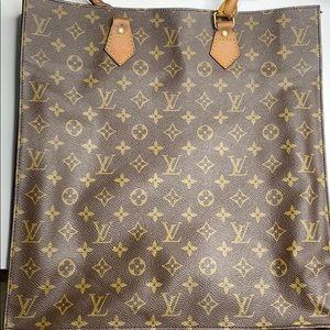 Louis Vuitton large monogram tote